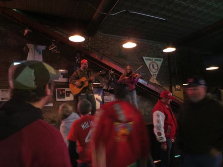 Shamrocks Pub, St. Louis, HonkyTonk StepChild, Casey Friedman, Minna Biggs, Cardinals Fans