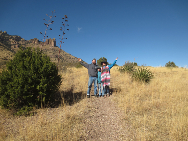 Casey Friedman, August Milton, Minna Biggs, Portal Arizona, Poncho, desert, Coronado National Forest