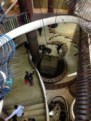 st. louis, city museum